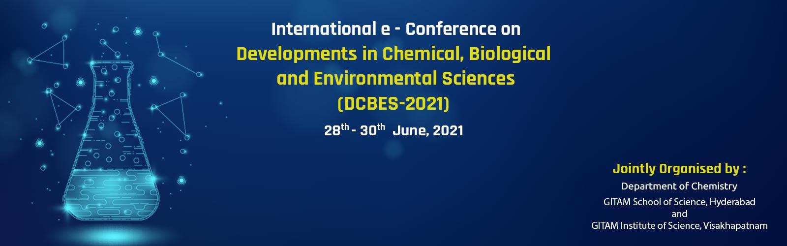 DCBES-2021 logo
